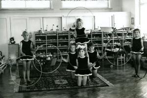 Przedszkolaki rok 1969