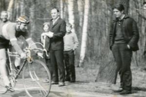 Zawody w Zielonej Górze - kwiecień 1967 r.