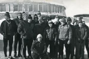 Zgrupowanie w Karpaczu - 1970 r.