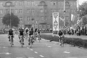Wyścig w Słubicach 14 września 1981 r.