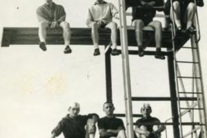 W Starym Kurowie - 1963 r.