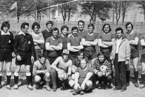Mecz oldbojów 9.05.1979